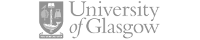 University of Glasgow logo B/W
